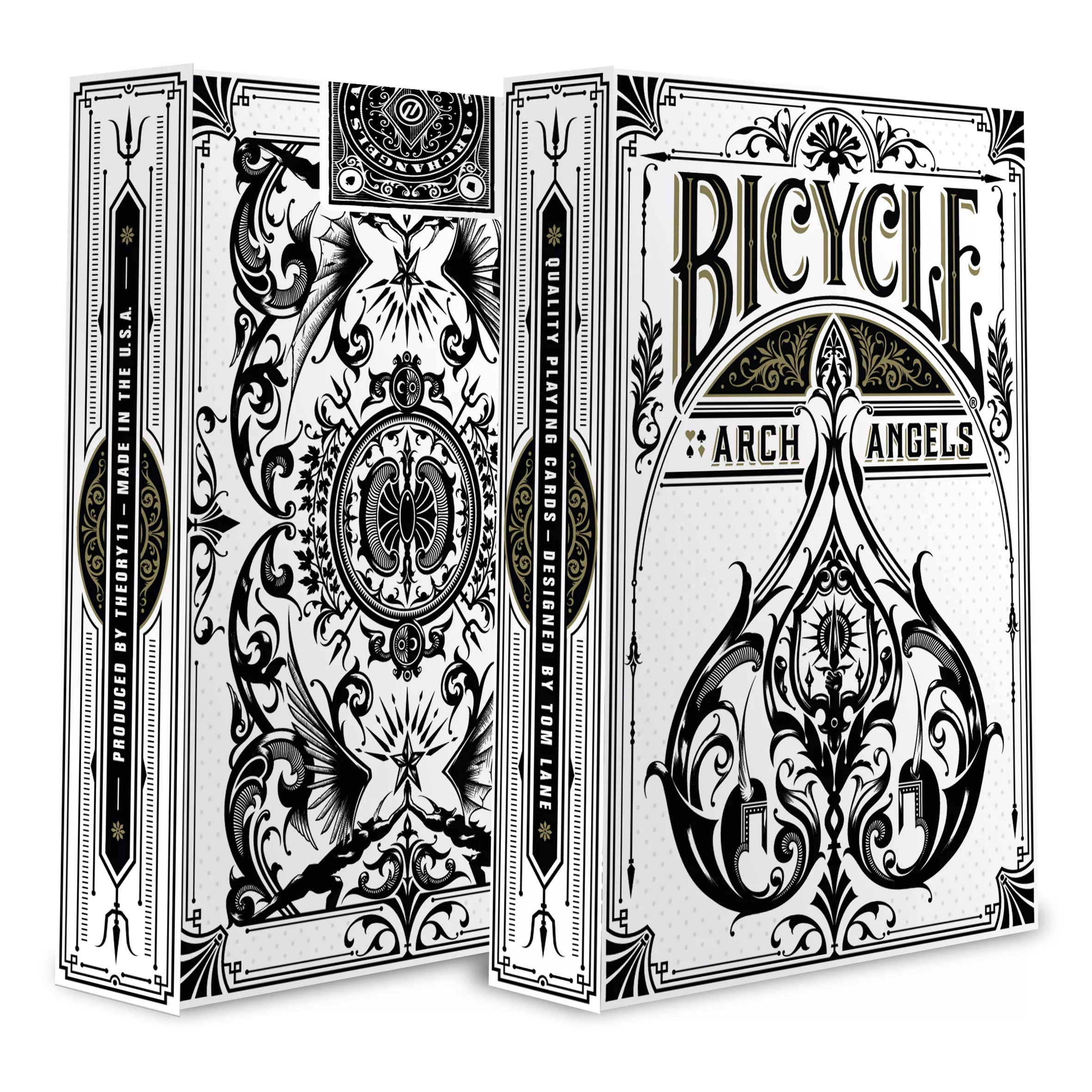 "картинка Карты ""Bicycle Archangels - Bicycle Premium"" от магазина Gamesdealer.ru"