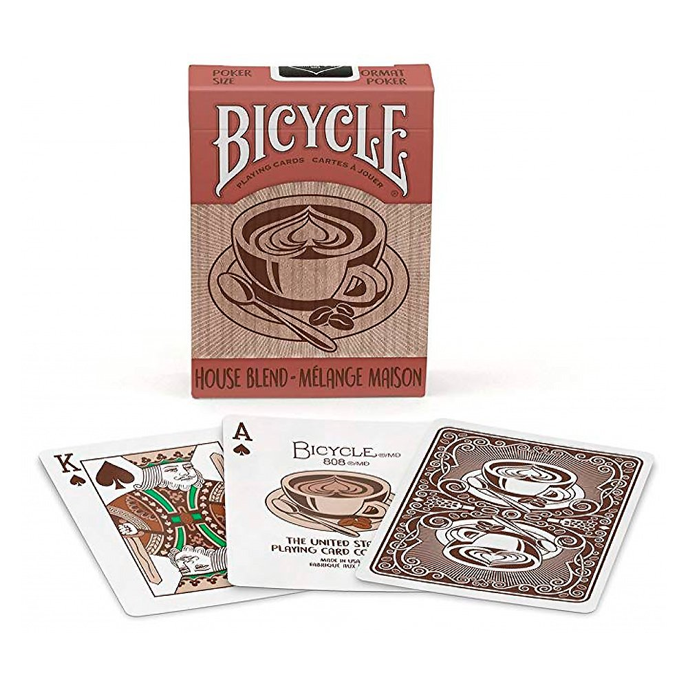 "картинка Карты ""Bicycle House Blend"" от магазина Gamesdealer.ru"
